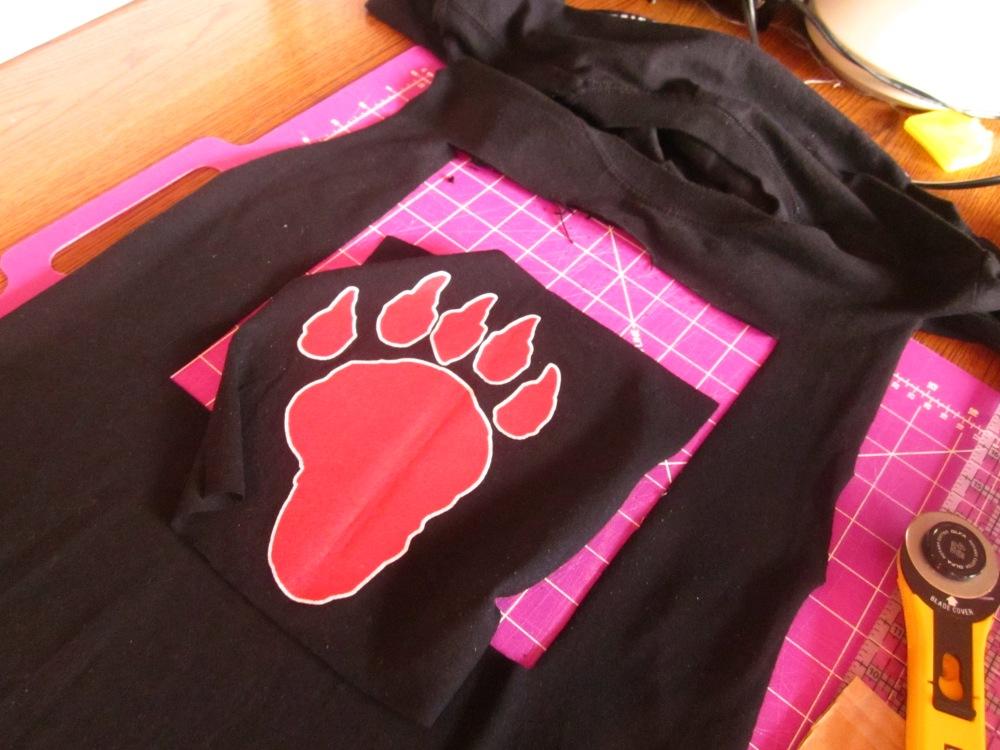 College or Sorority T-Shirt Blanket Quilt (6/6)