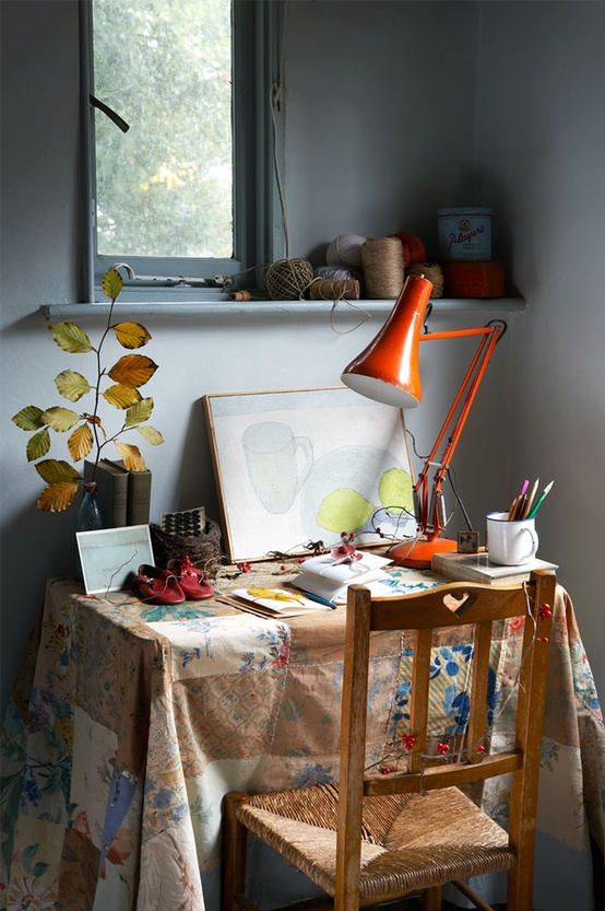 Cozy Artist's Space