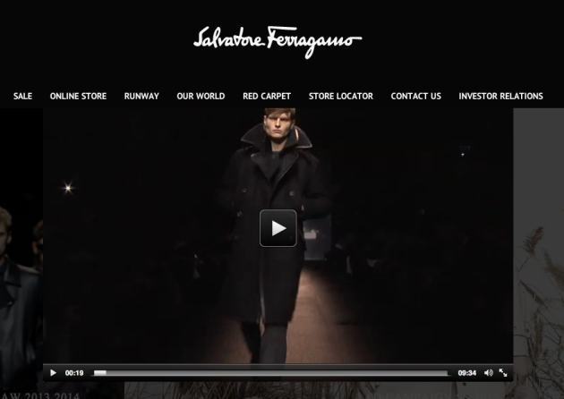 Ferragamo Fashion