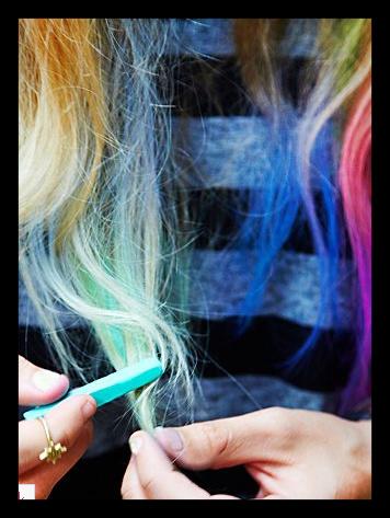 Free People Hair Chalk