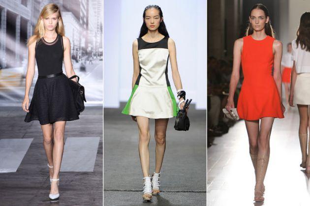 Sporty Dresses Spring 13