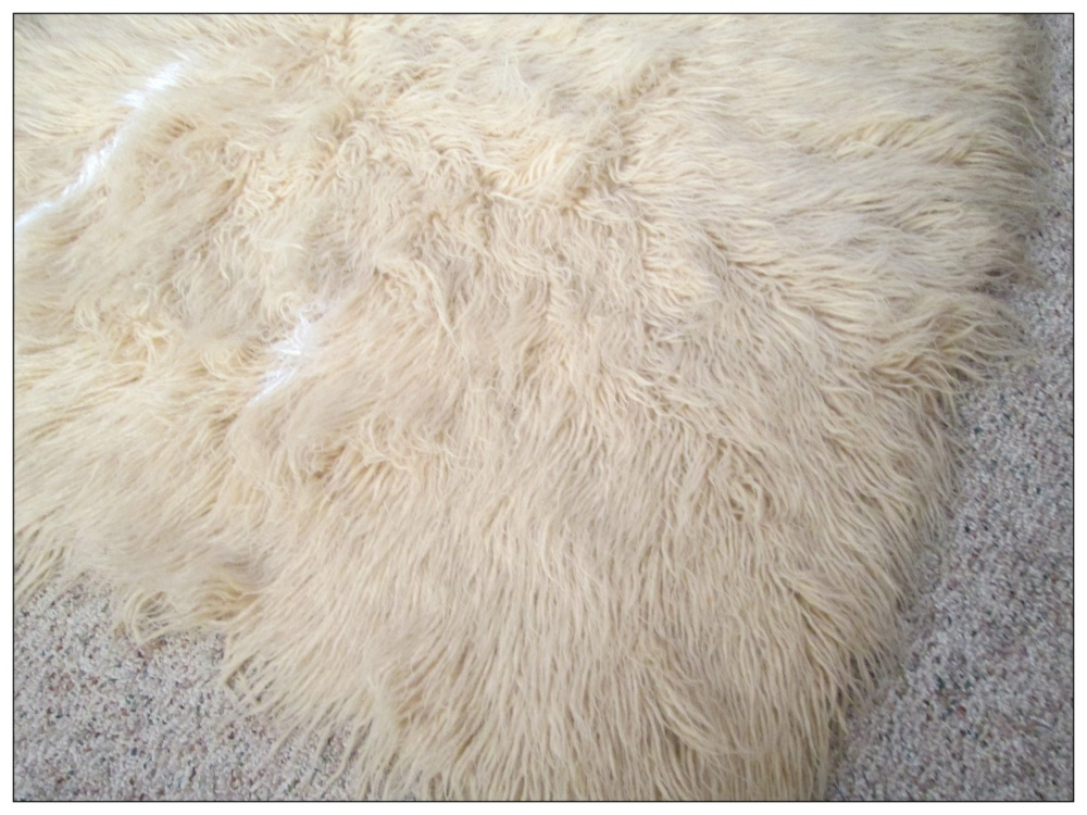 How to Clean a Sheepskin Rug (5/5)