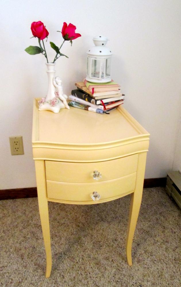Re Paint an Old Dresser