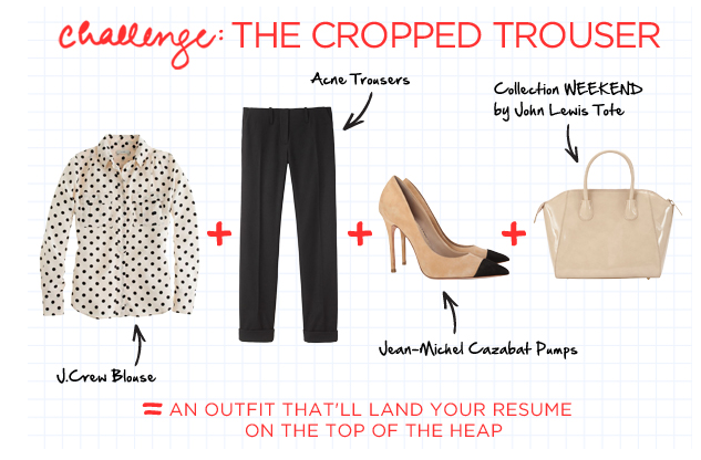 The Perfect Interview Outfit (for Us Ladies!) (2/3)