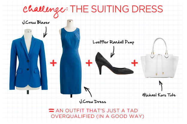 The Perfect Interview Outfit (for Us Ladies!) (1/3)