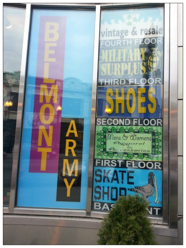 Chicago Army Store 3