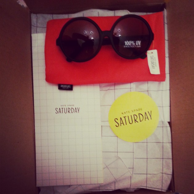 Kate Spade Saturday Sunglasses