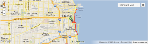 LakeFrontTrailRun- Chicago