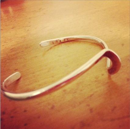 Amare Silver Bracelet