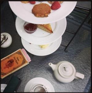 Frick Cafe Pgh Tea