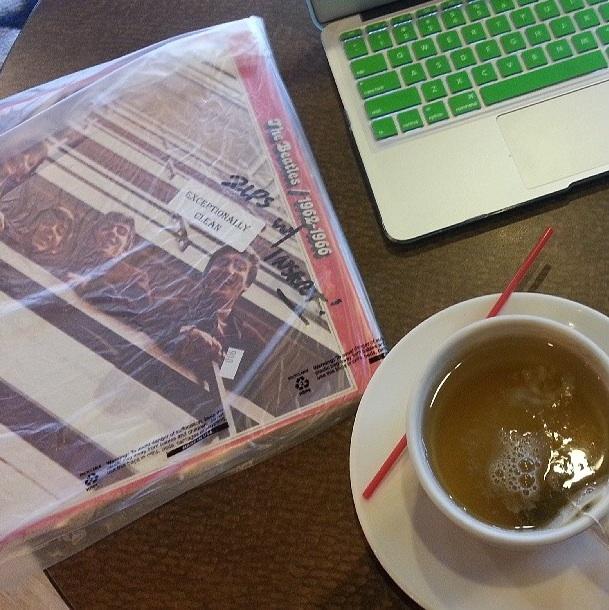NaNoWriMo Tea