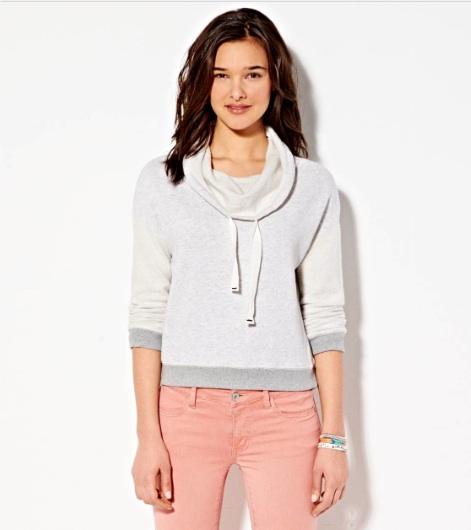 American Eagle Sweatshirt miaprimacasa.com