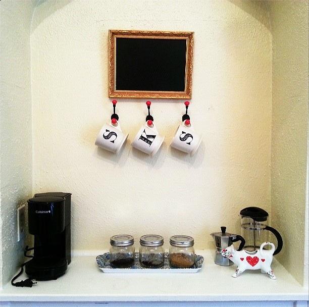 Coffee Bar on miaprimcasa.com