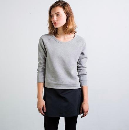 Everlane Sweatshirt miaprimacasa.com