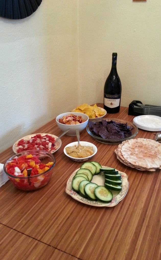 Vegan Entertaining…yes, it's possible! AND delicious! miaprimacasa.omc