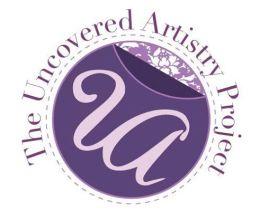 The Uncovered Artistry Project www.uncoveredartistry.com