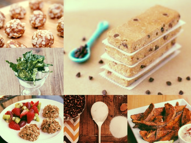 The Best Vegan and Plant-Based Nutrition Snacks on miaprimcasa.com #vegan