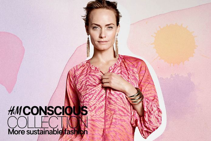 More Sustainable Fashion? H&M's Spring '14 Conscious Collection (1/5)