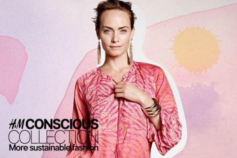 H&M Conscious Collection Spring 2014 miaprimcasa.com