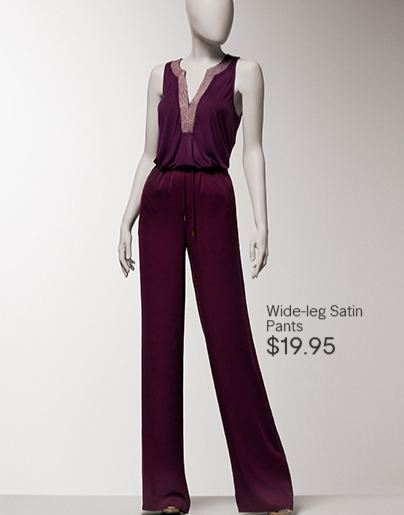 More Sustainable Fashion? H&M's Spring '14 Conscious Collection (4/5)