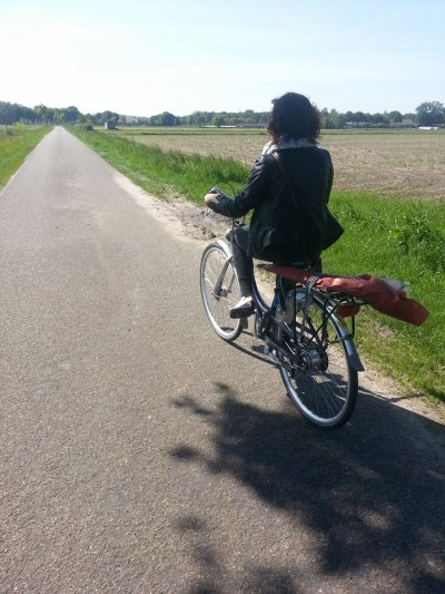 bike riding in the netherlands