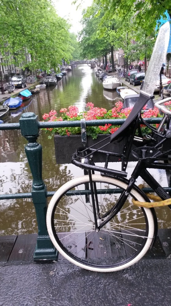 Baby Went to Amsterdam (1/6)