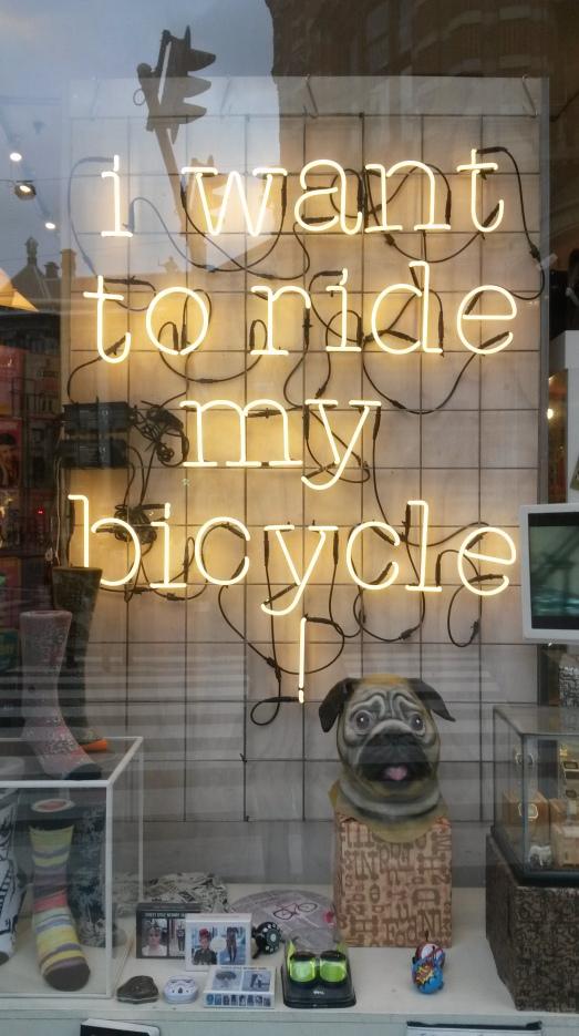 Amsterdam bike culture