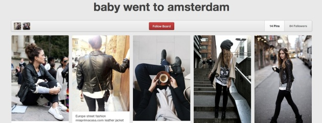 baby went to amsterdam pin board pinterest