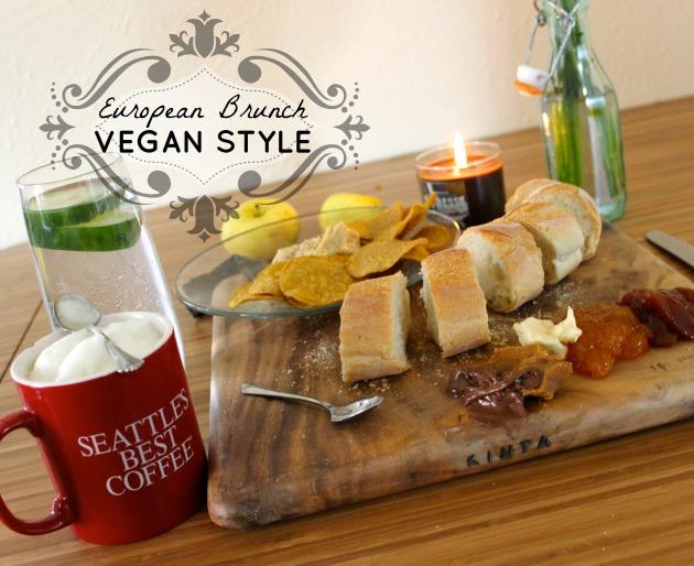 Vegan Style European Brunch: recipes on miaprimacasa.com #vegan #vegetarian #brunch #recipes