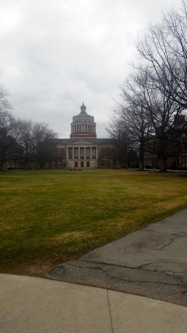 University of Rochester #100DaysofMiaPrima