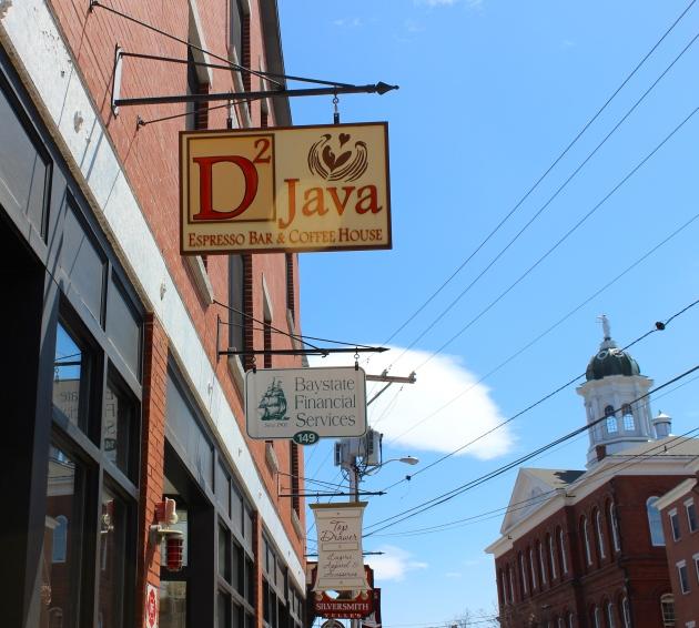 D Squared Java Exeter, NH #100DaysofMiaPrima