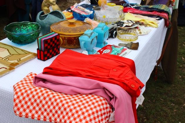 Todd Farm Flea Market Rowley, MA the Gibbson Girl vintage #100daysofmiaprima
