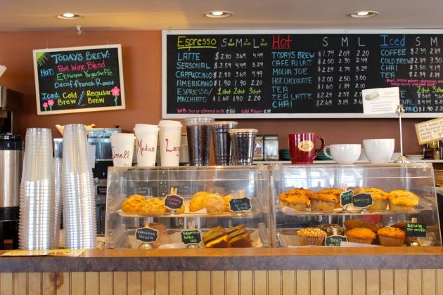 Newburyport, MA Plum Island Coffee #100daysofmiaprima