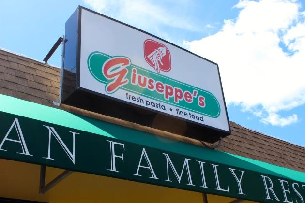 Giuseppe's Italian Food Newburyport, MA #100daysofmiaprima