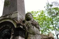 Cimetière du Père-Lachaise Paris #100DaysofMiaPrima 1