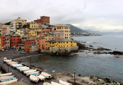 Genova, Italy #100DaysofMiaPrima 7