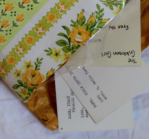 Vintage Recycled Packaging Ideas for Etsy Shops #100daysofmiaprima