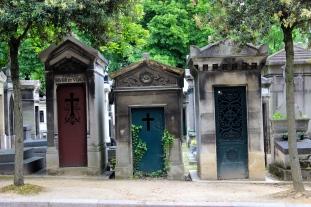 Cimetière du Père-Lachaise Paris #100DaysofMiaPrima