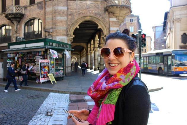 Turin, Italy #100DaysofMiaPrima