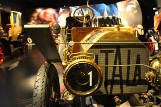Museo Nazionale Dell'Automobile Turin, Italy #100DaysofMiaPrima 5