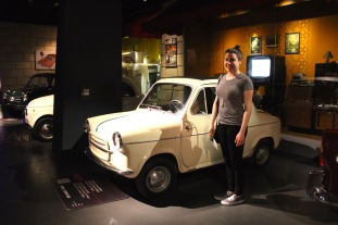 Museo Nazionale Dell'Automobile Turin, Italy #100DaysofMiaPrima 6
