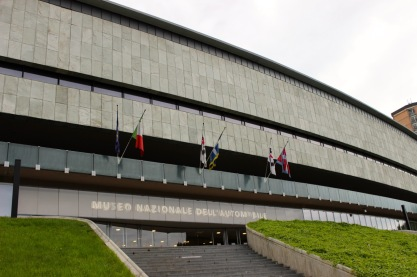 Museo Nazionale Dell'Automobile Turin, Italy #100DaysofMiaPrima 8