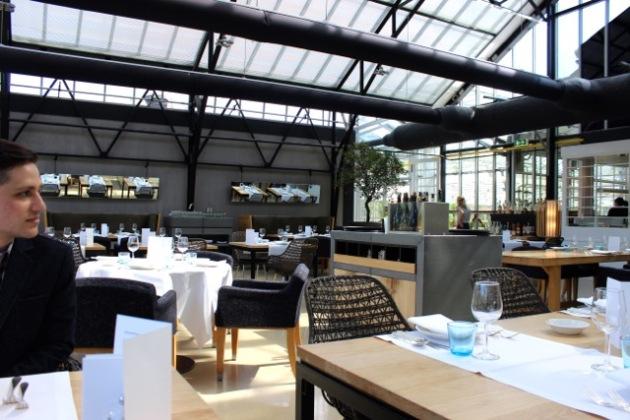 Restaurant De Kas Amsterdam #100DaysofMiaPrima 5