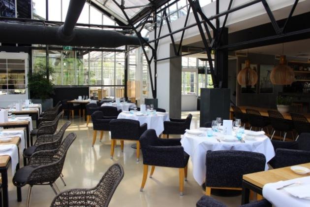 Restaurant De Kas Amsterdam #100DaysofMiaPrima 8