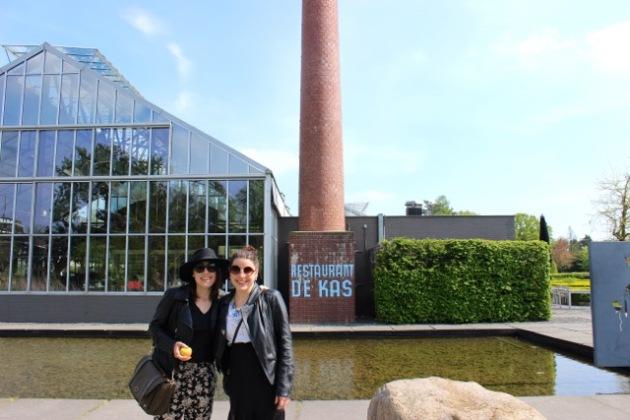 Restaurant De Kas Amsterdam #100DaysofMiaPrima