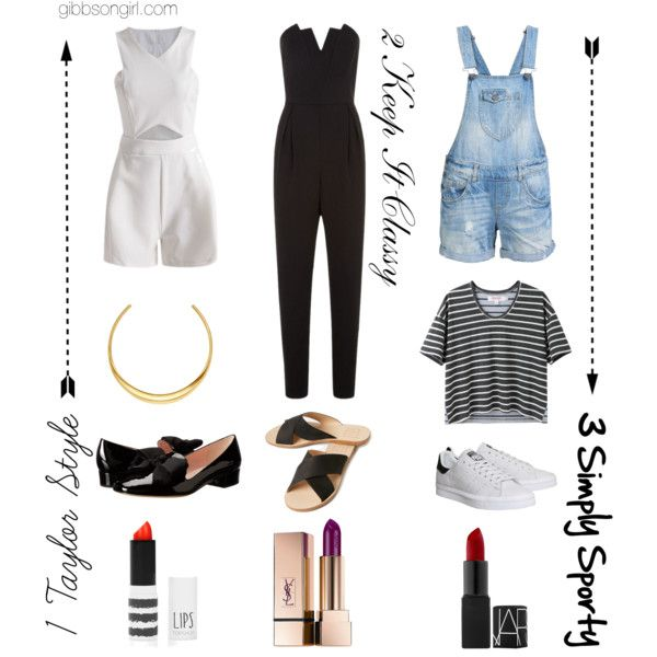 3 Romper Styles Outfits Inspired by Taylor Swift #100DaysofMiaPrima