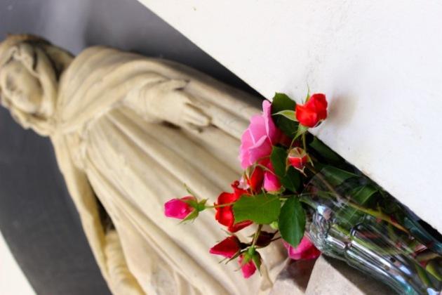 Virgin Mary Torino, Italia #100DaysofMiaPrima