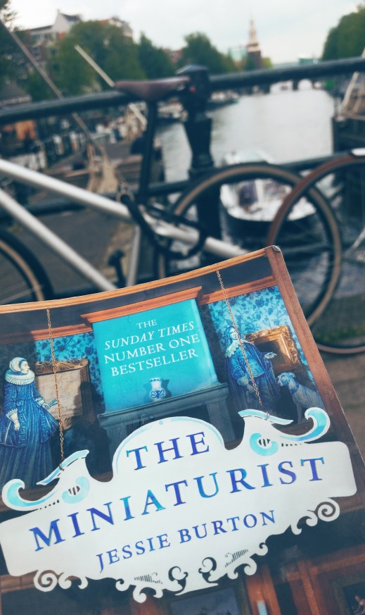 The Miniaturist in Amsterdam #100DaysofMiaPrima