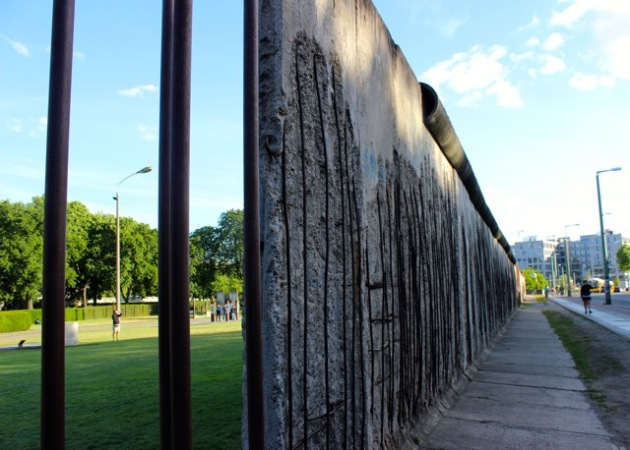 Berlin Wall Memorial Germany #100DaysofMiaPrima
