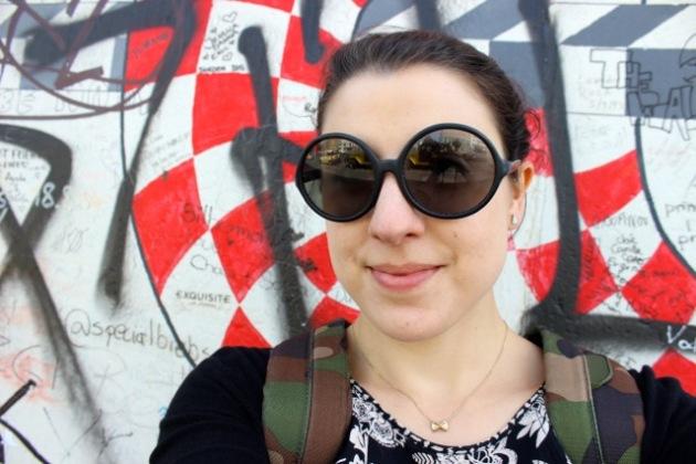 East Side Gallery Berlin Wall #100DaysofMiaPrima 1